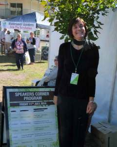 Guest presentations at Queensland Garden Expo 2014